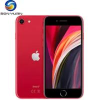 Unlocked Original Apple iPhone SE 2020 Smartphones 4.7 Inch A13 3G RAM 64/128/256GB ROM Hexa Core Cellphone 12MP 4G Mobile Phone