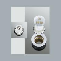 HCG臉盆用過濾式落水頭/LF626F