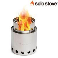 Solo Stove Lite 不鏽鋼輕量火箭爐 小 柴爐/燒烤爐/迷你焚火台 SS1