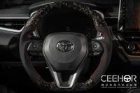 [細活方向盤] 鍛造碳纖維款 RAV4 ALTIS CAMRY Corolla CROSS SPORT CC TOYOTA 豐田 變形蟲方向盤 方向盤 台灣製造 造型方向盤
