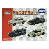 【Fun心玩】83485 麗嬰 正版盒裝 TOMICA 多美 榮光的GTR PGC10 R32 R34 R35 多美小汽車