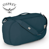 【Osprey 美國】ARCANE DUFFEL 多功能旅行包 旅行背包 裝備行李袋 星空藍 (Arcane.Duf30)