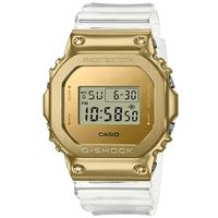 【CASIO 卡西歐】G-SHOCK 華麗酷金電子手錶(GM-5600SG-9)