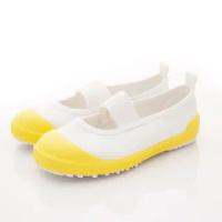 【MOONSTAR 月星】鐵氟龍室內鞋款(NTF0533黃-15-20cm)