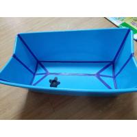 【小鯨魚商店】二手 STOKKE兒童摺疊浴缸  澡盆 露營可用