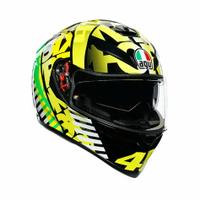 任我行騎士部品 AGV K3SV 選手彩繪 TRIBE 46 全罩 安全帽 K3-SV