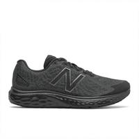 【NEW BALANCE】NB 慢跑鞋 男鞋 運動鞋 緩震 黑 4E楦(M680LK7)