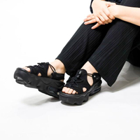 【NIKE 耐吉】涼鞋 Air Max Koko Sandal 女鞋 氣墊 避震 舒適 輕便 厚底 穿搭 球鞋 黑(CI8798-003)
