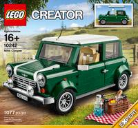 LEGO 樂高 CREATOR系列 MINI Cooper 經典MINI野餐車 10242