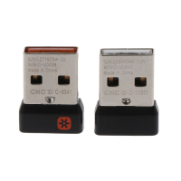 無線加密狗接收器,用於羅技的USB適配器,統一鼠標,M905鍵盤