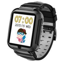 【hereu】herowatch 4G奈米科技防水兒童智慧手錶-偵探黑(遠端關心寶貝神器)