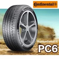 馬牌 PC6 205/55R16 輪胎 CONTINENTAL PremiumContact 6