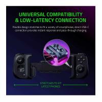 Razer Kishi USB-C遊戲手柄 Passthrough充電 適用Xbox xCloud Stadia GeForce NOW [2美國直購]