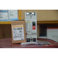 東元NFB TO-100EB 無熔線斷路器 2P 斷路器、無熔絲開關