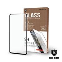 【T.G】ASUS Zenfone 8 ZS590KS 電競霧面9H滿版鋼化玻璃保護貼