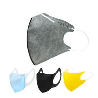 3D立體口罩 [2入] 台灣製《達N95規格》氣密口罩 防飛沫/防空汙 無痛口罩 成人口罩 兒童口罩 防塵口罩 ARZ