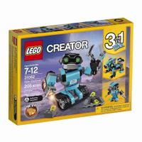 LEGO 樂高 3合1創作系列 探險機器人 31062