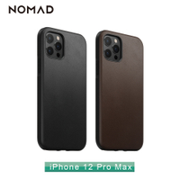 IPHONE 12 PRO MAX 美國NOMAD經典皮革防摔保護殼 手機殼