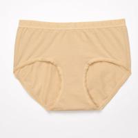 【Wacoal 華歌爾】新伴蒂系列 M-LL中腰舒適小褲(嫩粉膚)