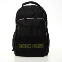 【SKECHERS】後背包_碳黑(L421U137-0018)