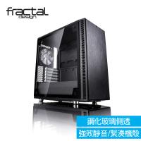 【Fractal Design】Define Mini C TC 鋼化玻璃透側電腦機殼