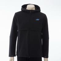 【SKECHERS】男拉鍊連帽外套(P420M002-0018)