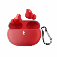 【Timo】Beats Studio Buds TPU透明藍牙耳機保護套