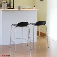 【RICHOME】哥本哈根高腳椅/吧台椅/餐椅/櫃台椅(多功能用途)