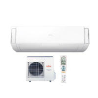 【Fujitsu富士通】6~8坪X系列變頻分離式冷暖氣ASCA50LXTA/AOCA50LXTA