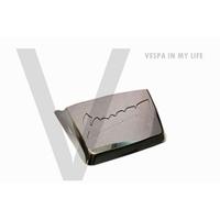 【偉士商店】 VESPA  原廠 S 後扶手飾蓋+貼紙