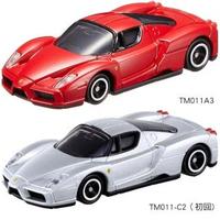 【TOMICA】NO.011 Enzo Ferrari 初回+普版(小汽車)