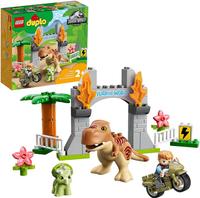 LEGO 樂高 DUPLO 得寶系列 T-雷克斯和三角龍的大雄 10939