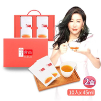 【享食尚】滴雞精10入(45ml/入)x2盒 TVBS 藍心湄