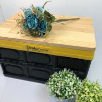 好市多 露營/野餐 折疊收納箱蓋板/桌板 松木板 單片式 Costco InstaCrate 八刀草 NO.2