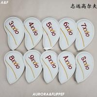 A&F XXIO高爾夫鐵桿套 桿頭套帽套 球桿保護套高爾夫球桿XX10球頭套