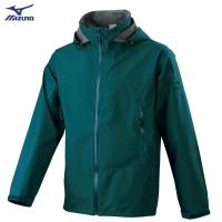 【MIZUNO 美津濃】男款單層GORE-TEX防水透氣外套 B2JE9W1032(藍綠)(外套)