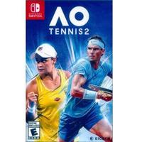 【Nintendo 任天堂】NS Switch 澳洲國際網球 2 中英文美版(AO Tennis 2)