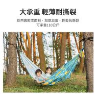 【呼禮】代購迪卡儂 經典款露營吊床 QUECHUA 露營吊床