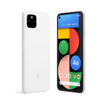 【Google】Google Pixel 4A (6G/128G) 白色 台灣公司貨 全新品 贈滿版玻璃貼+空壓殼