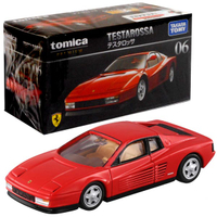 TOMY車 法拉利 Testarossa tomica takara 模型小車 真愛日本