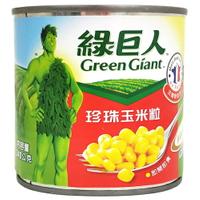 綠巨人 珍珠 玉米粒 340g【康鄰超市】