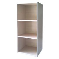 FP三層空櫥(白楓木) W41.4xD29.8xH90cm 【大潤發】