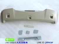 大禾自動車 HONDA 本田 CRV 4代 尾翼 含烤漆 2012~15 副廠