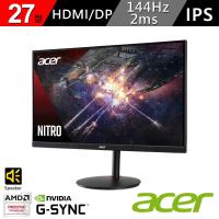 【Acer 宏碁】XV272 LV IPS 27型電競螢幕