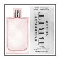 【香舍】Burberry Brit sheer 粉紅風格 女性淡香水 Tester 100ML