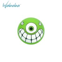 瑞典《Waboba》Super Bouncing Head – surprised / 彈力球 鬼臉彈力球 笑臉綠