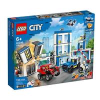 60246【LEGO 樂高積木】城市 City 系列 -  警察局