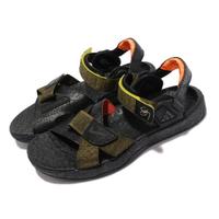 【NIKE 耐吉】涼鞋 ACG Air Deschutz SZ 男鞋 經典潮流 戶外 夏日穿搭 黑 綠(DH1039-300)