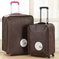 Non-Woven กระเป๋าเดินทางป้องกันกระเป๋าเดินทางกรณีเดินทางกระเป๋าเดินทางป้องกันฝุ่น20/24/28นิ้ว