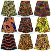 Baru 100% Kapas Ankara Lilin Kain 2021 Afrika Cetak Fabric For Wedding Dress Jaringan Nigeria Kain untuk Wanita Dress6 Meter
